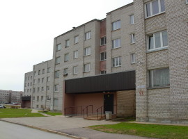 Narva, A. Puskini 45 / Commercial